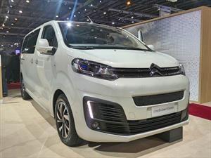 Novedades de Buenos Aires: Citroën Jumpy y SpaceTourer