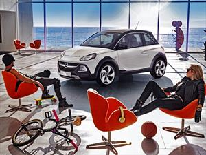 Opel Adam Rocks debuta