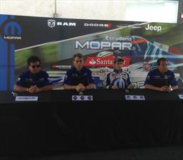 Escudería Mopar presente en la Panam GP Series