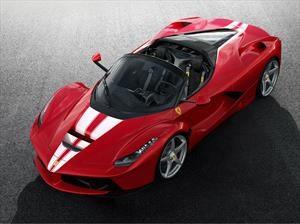 Subastan la última Ferrari LaFerrari por una cifra récord
