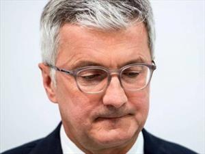 Rupert Stadler, ex CEO de Audi, sigue en prisión preventiva