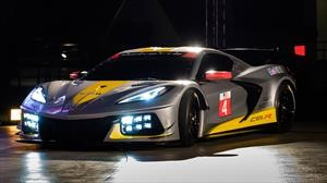 """Chevrolet Corvette C8.R 2020, un """"Vette"""" de competencia"""