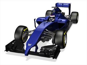 F1: Así será el monoplaza de Williams