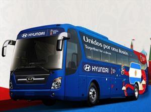 """""""Unidos por una ilusión"""", la frase que Hyundai eligió para acompañar a la Selección"""