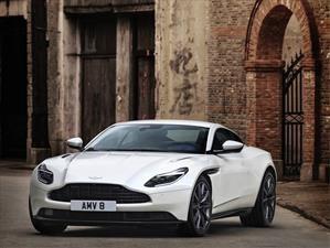 Aston Martin DB11 ahora está disponible con motor V8