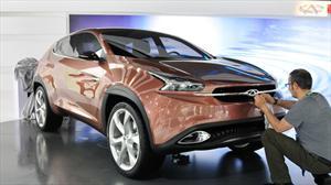 Chery Motors sorprende en el Salón de Beijing 2012