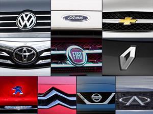 Top 10 las marcas más vendedoras en abril de 2015