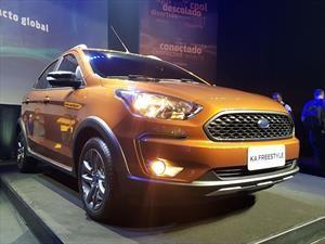 El Ford Ka Freestyle tendrá el motor 1.5L de 3 cilindros