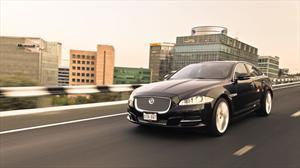 Jaguar XJ Portfolio 2011 a prueba