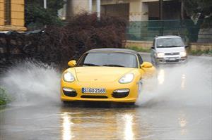10 consejos para conducir en la lluvia