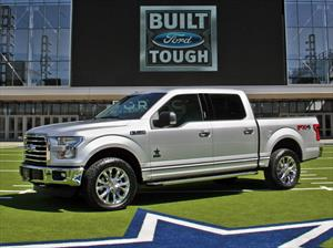 Ford F-150 Dallas Cowboys Edition, pick up para fanáticos