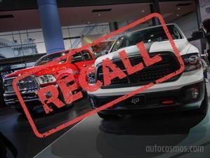 RAM 1500 y 2500 son llamadas a recall en Argentina