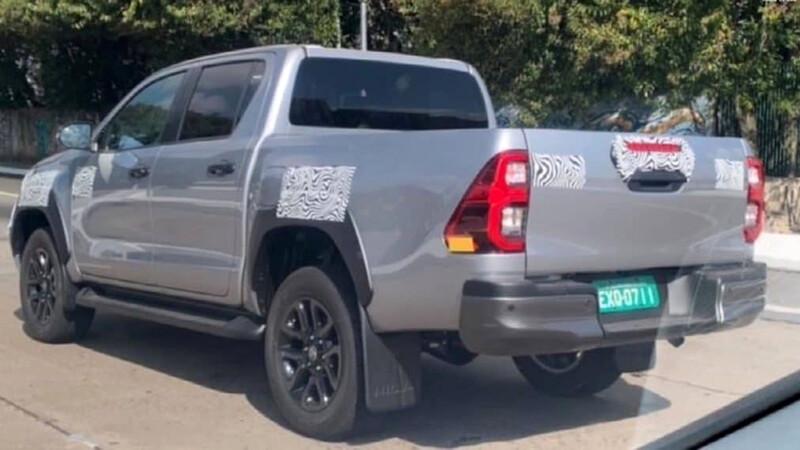 La Toyota Hilux Invencible ya se prueba en la región