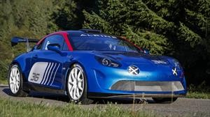 Alpine A110 Rally exclusivo para rallies