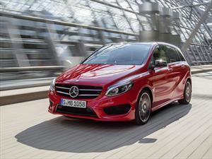 El Mercedes-Benz Clase B se renueva en París