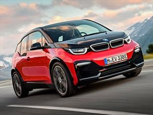 BMW i3s 2019 se presenta