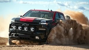 Chevrolet Silverado llega a carreras off-road
