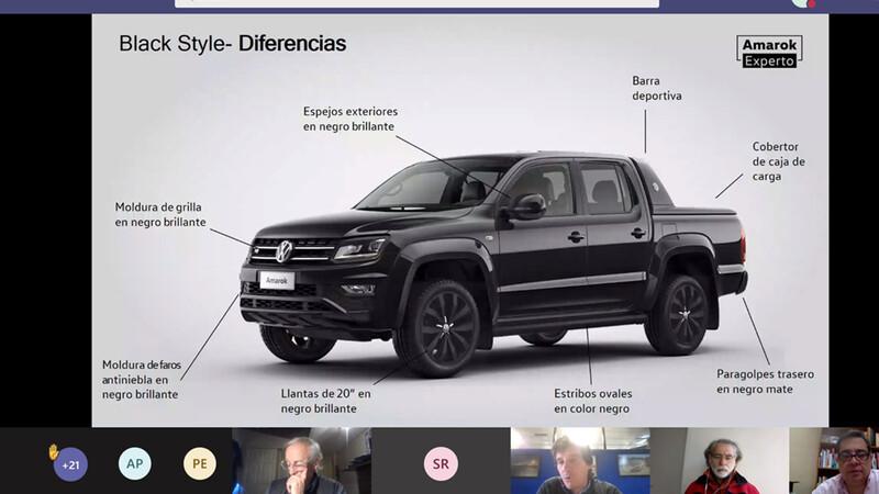 Volkswagen Argentina lanzó la séptima edición de Amarok Experto