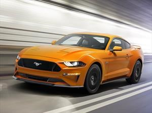 Ford Mustang 2018, el legendario pony car evoluciona