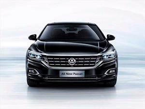 Volkswagen Passat 2019 se renueva para el mercado chino