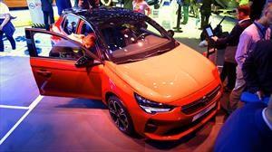 Opel Corsa-e 2020 se presenta