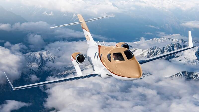 HondaJet, el avión de Honda recibe un ¡¿facelift?!