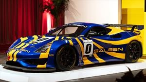 Saleen volverá a pisar un circuito de carreras con el GT4 Concept