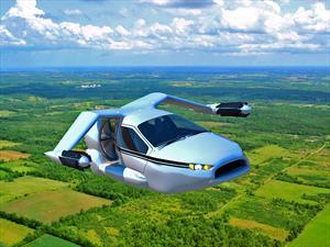 Terrafugia TF-X 2015, la evolución del auto volador