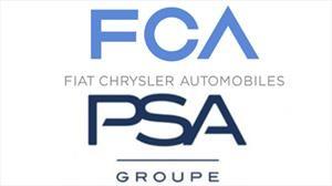 FCA y Groupe PSA están en pláticas para lograr una alianza