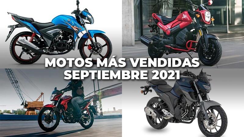 Siguen las ventas record de motos en septiembre, pero también suben las de alta cilindrada