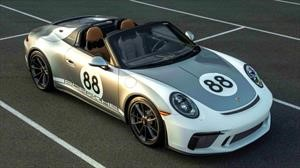 Se subastó el último Porsche 911 Speedster en más de USD 500.000