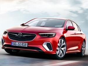 Opel Insignia GSi 2018, el sedán deportivo que retoma las siglas míticas