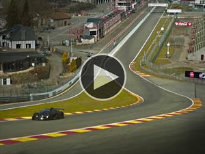 Así suena el Renault RS 01 en Spa-Francorchamps