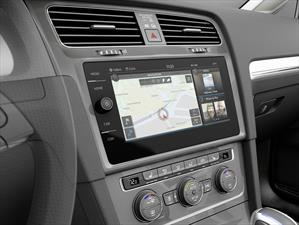 Volkswagen e-Golf Touch, con el nuevo sistema de infoentretenimiento de la marca