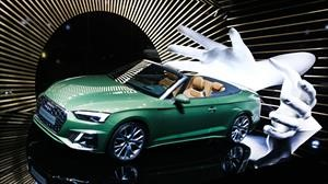Audi muestra la actualización de la gama A5