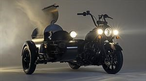 See See Motorcycles e Indian presentan la moto-parrilla