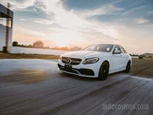 Manejamos el Mercedes-AMG C63 S 2018