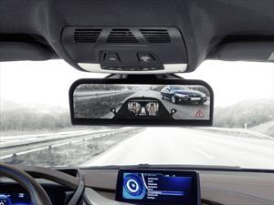 BMW i8 Mirrorless, el primer auto sin retrovisores