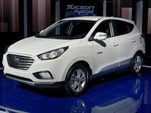 Hyundai Canadá, producirá en masa el Tucson Fuel Cell