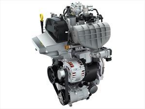 Nuevo motor de Volkswagen de tres cilindros bi-turbo y 268 hp