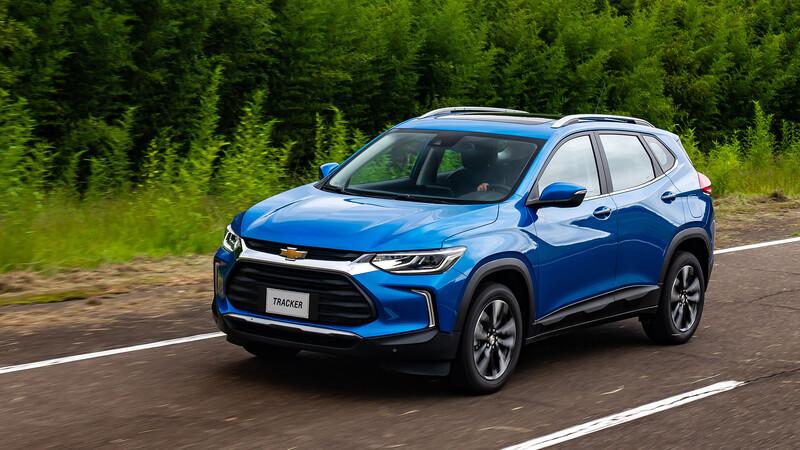 Chevrolet Tracker: Así busca dominar el segmento en Argentina