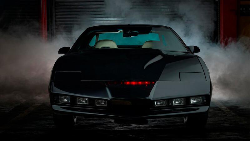 Vuelve KITT, el auto fantástico
