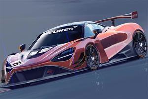 McLaren 720S GT3, un nuevo juguete para pista