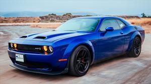 Dodge Challenger SRT Hellcat Widebody Redeye 2020, prueba de manejo