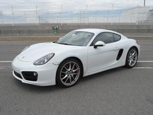 Porsche Cayman 2014 llega a México desde $72,400 dólares