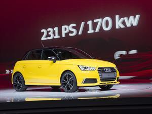El nuevo Audi S1 quattro es un pequeño misil terrestre