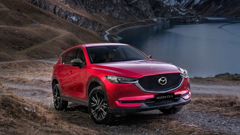 "Mazda CX-5 ""Carbon Edition"" en Colombia"