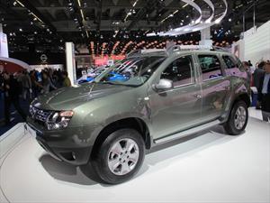 Dacia Duster 2014 se presenta