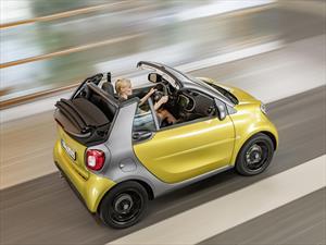 smart ForTwo Cabriolet 2016: la versión convertible se verá en Frankfurt