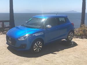 Suzuki Swift 2018 debuta